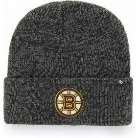 47 NHL Boston Bruins Brain Freeze CUFF KNIT