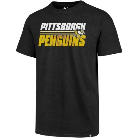 47 NHL PITTSBURGH PENGUINS SHADOW CLUB TEE