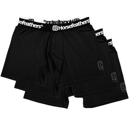 Horsefeathers DYNASTY 3PACK BOXER SHORTS