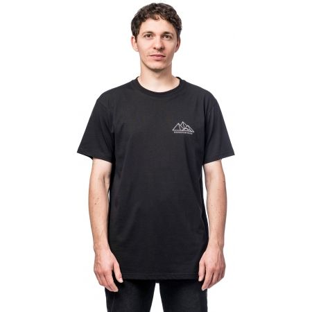 Horsefeathers PEAKS SS T-SHIRT