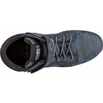 Fiú magasszárú tornacipő