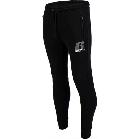 "Russell Athletic CUFFED ZIP POCKET PANT ""R"""