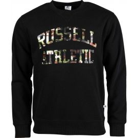 Russell Athletic CAMO PRINTED CREWNECK SWEATSHIRT