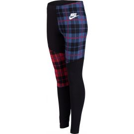 Nike NSW LGGNG PLAID W