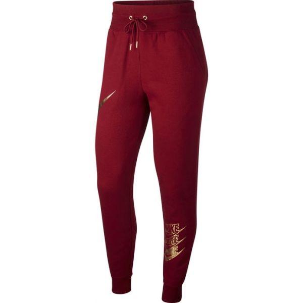Nike W Nsw Pant Bb Shine női Melegítőnadrág