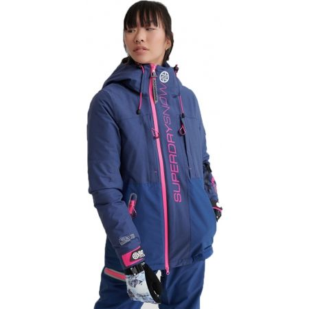 Superdry SLALOM SLICE SKI JACKET