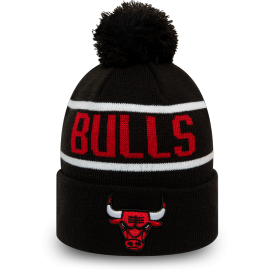 New Era NBA BOBBLE KNIT CHICAGO BULLS