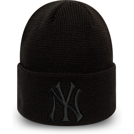 New Era MLB WMNS LEAGUE ESSENTIAL CUFF KNIT NEW YORK YANKEES