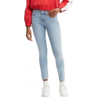 Női denim nadrág