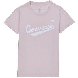 Converse CENTER FRONT LOGO SHORT SLEEVE T-SHIRT