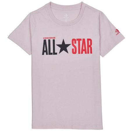 Converse ALL STAR SHORT SLEEVE CREW T-SHIRT