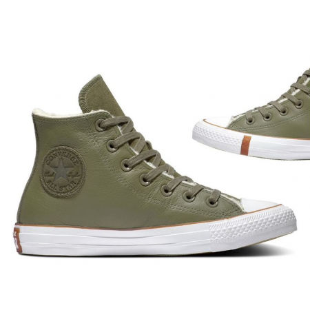 Converse CHUCK TAYLOR ALL STAR FAUX SHEARLING