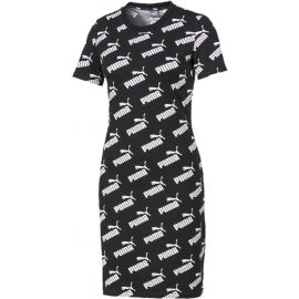 Puma AMPLIFIED AOP FITTED DRES