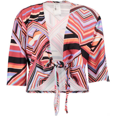 O'Neill LW FESTI STRIPE WRAP TOP